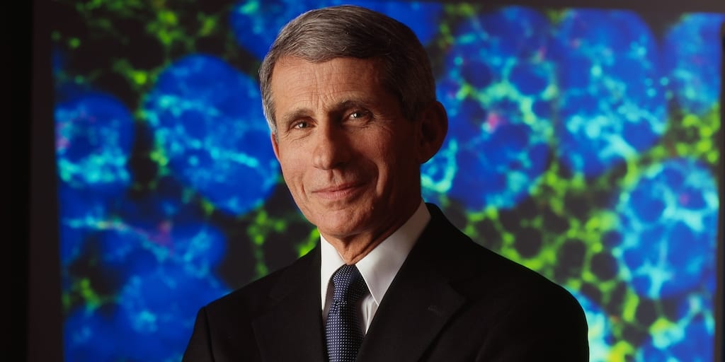 White House expert Dr. Anthony Fauci calls for all wet markets to be shut down right away