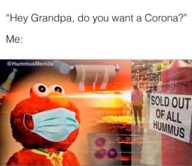 do you want corona