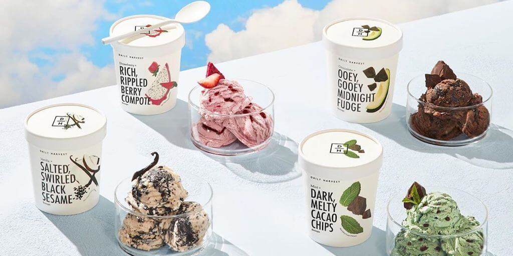 Daily Harvest launches 4 vegan ice cream flavours just in time for summer
