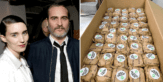 Joaquin Phoenix and Rooney Mara join Beyond Meat's pledge to feed vulnerable people in COVID-19 relief efforts