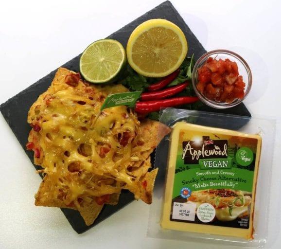 Sainsbury's to stock Applewood vegan cheese slices in June