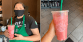 Starbucks just launched a new vegan guava passionfruit drink for summer