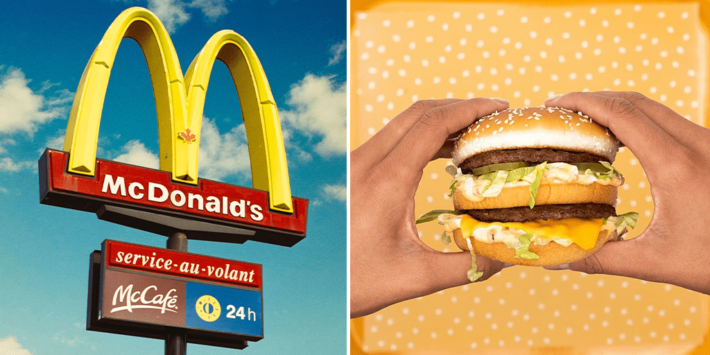 US McDonald's to get more vegan options on the menu, hints CEO