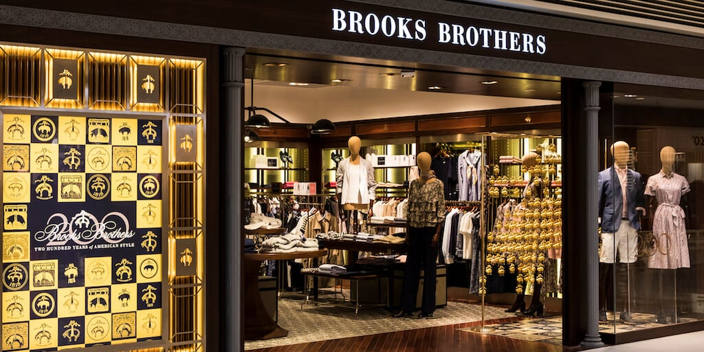 US clothing brand Brooks Brothers bans exotic skins from its products