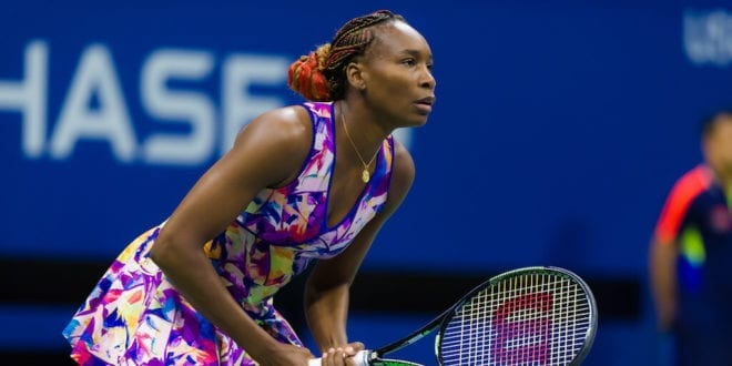 Venus Williams eats vegan because she knows how 'important a role the diet plays'