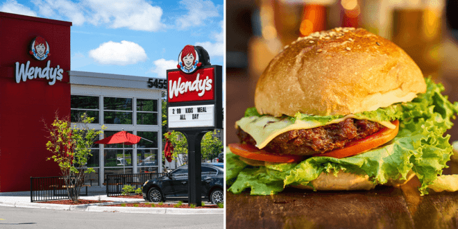 Wendy's remove beef from menu