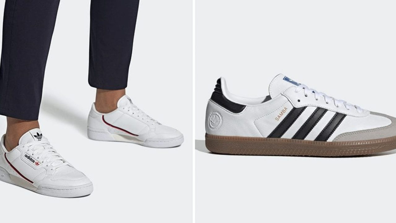 fondo capoc Chicle  2 Iconic Adidas originals just got a vegan makeover | Totally Vegan Buzz