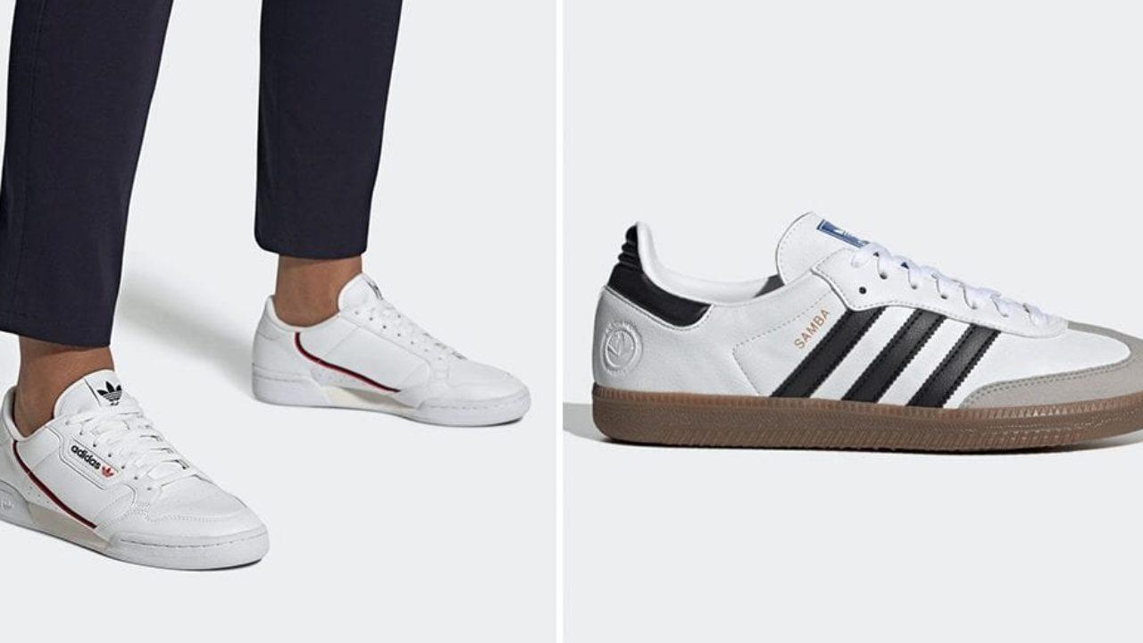 2 Iconic Adidas originals just got a