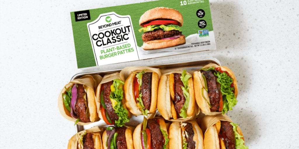 Beyond Meat's vegan burger patty to cost just $1.59 with new Value-Pack launch