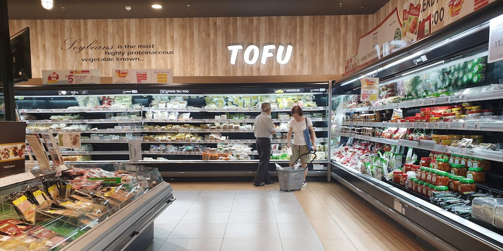 Big meat's COVID crisis gives tofu sales pandemic boost in the America