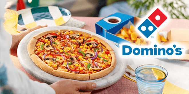 Domino's FINALLY goes VEGAN with 2 plant based pizza launches in the UK