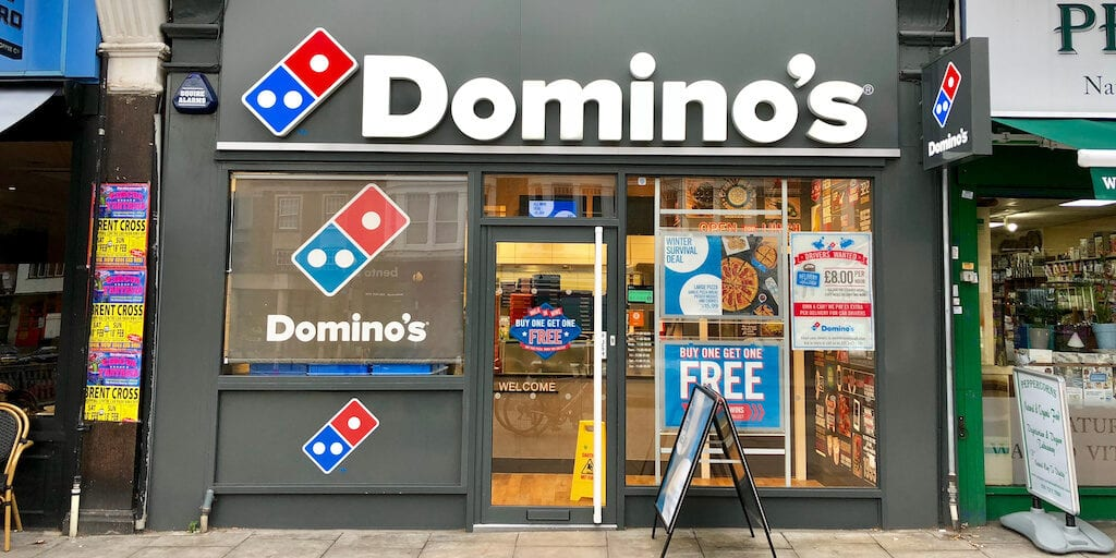Domino's FINALLY goes VEGAN with plant based pizza launches in the UK