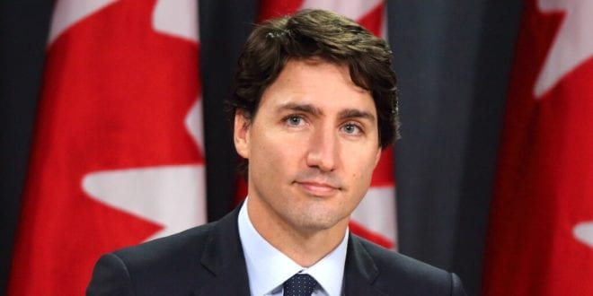 Justin Trudeau just invested $100 million into plant-based food