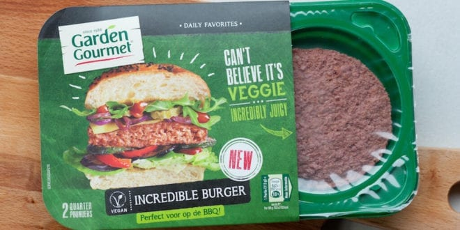 """Nestlé forced to rebrand """"Incredible Burger"""" after legally losing Impossible Foods"""