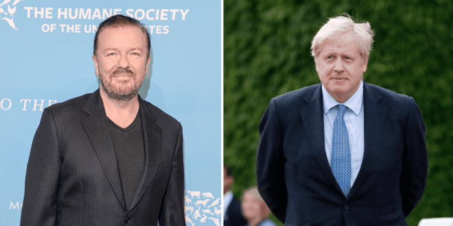 Ricky Gervais, Dame Judi Dench and many more urge the British government to ban wildlife trade