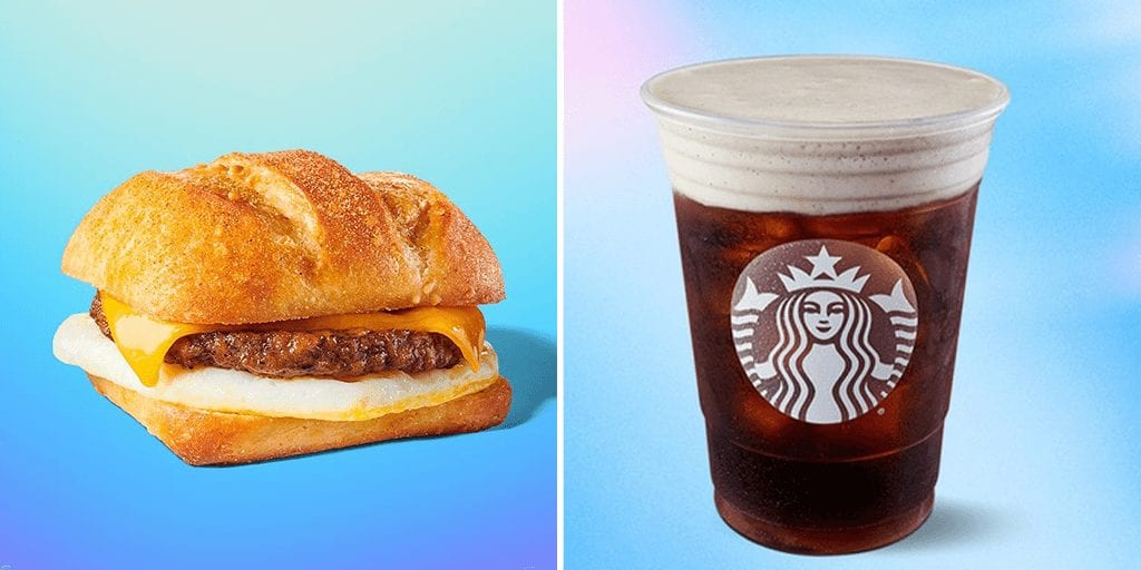 Impossible Foods now offered at Starbucks
