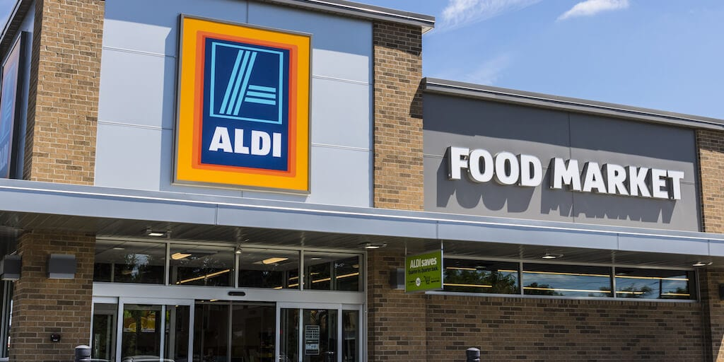 Aldi UK to remove 2.2 billion plastic packaging item by 2025