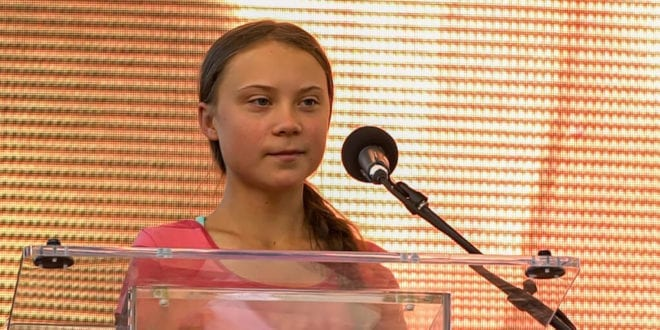 Greta Thunberg to donate entire €1,000,000 Gulbenkian Prize to groups fighting climate crisis