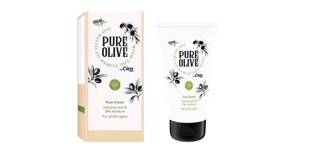Lidl just launched pure olive affordable vegan skincare range