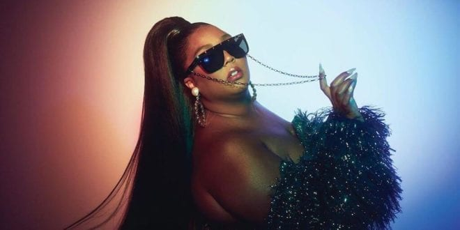 Lizzo tells 9.1 million followers she is now 'raw vegan'