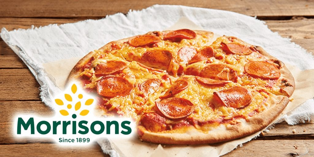 Morrisons just launched £2.50 'no-pepperoni' vegan pizza that tastes 'like the original'