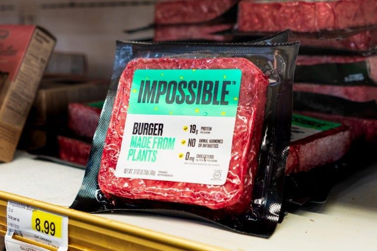 impossible burger trader joe
