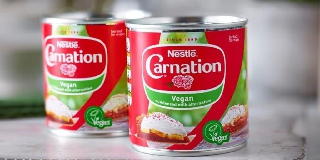 nestle vegan milk
