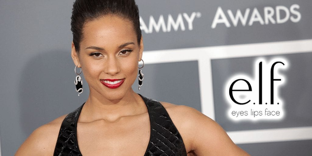 Alicia Keys and E.L.F. Cosmetics to launch 'more than skin deep' vegan beauty line