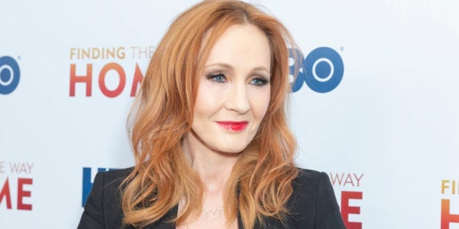 JK Rowling blasted for wearing £900 coat with real fur
