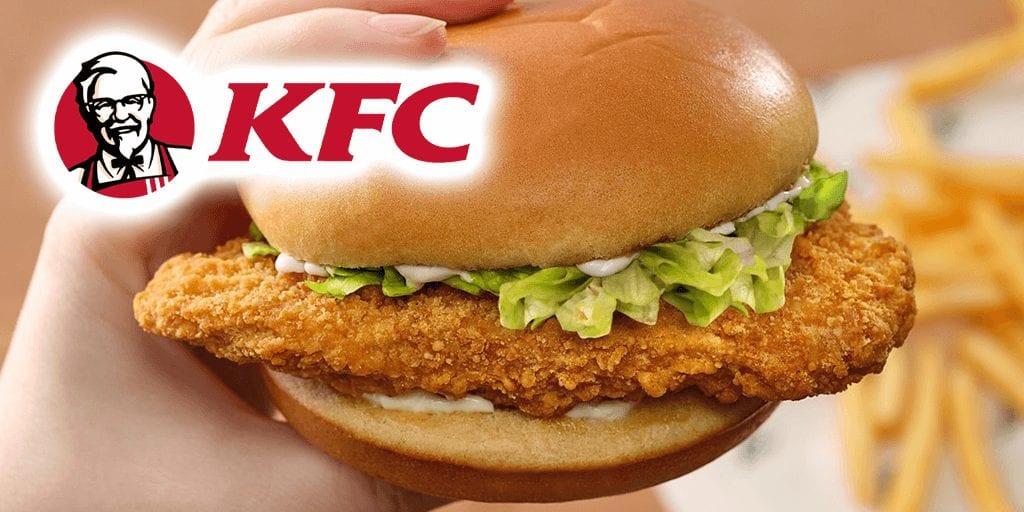 KFC Canada makes vegan chicken sandwich permanent in its menu