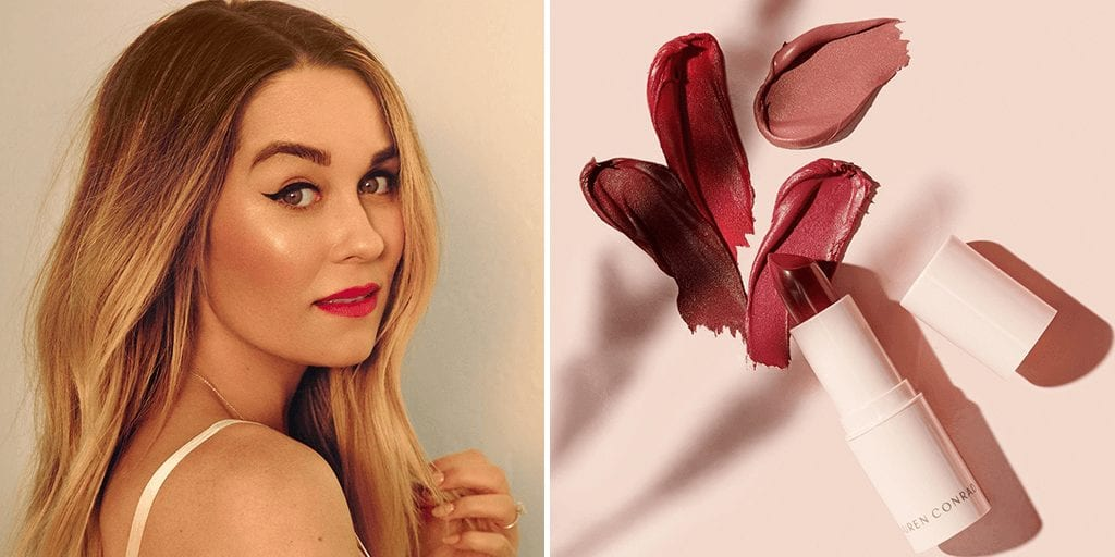 Lauren Conrad just launched eco-friendly vegan make up brand