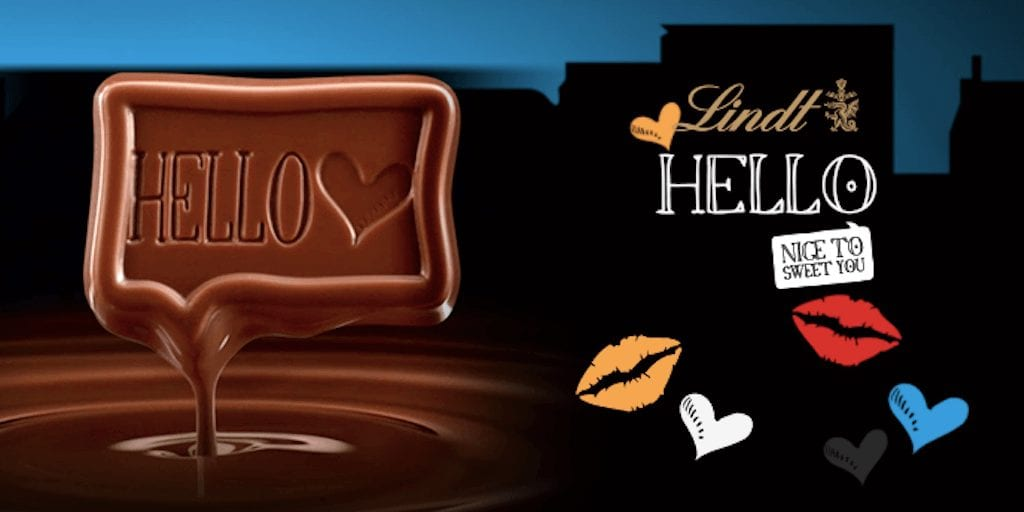 Lindt announces vegan milk chocolate bar launch