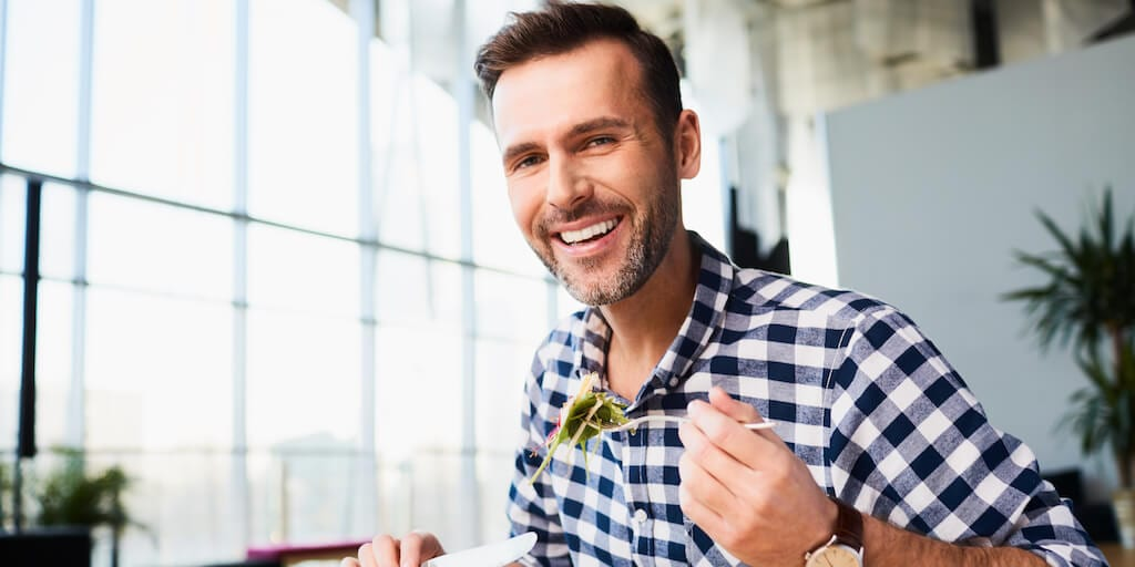 Men who eat plant-based diets 'don't have lower testosterone levels'