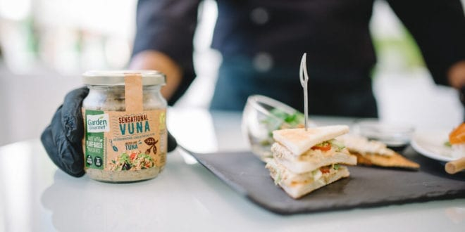 Nestlé launches first-ever vegan alternative to tuna