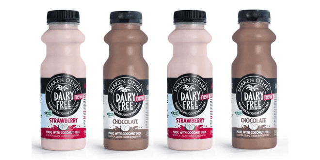 Shaken Udder releases plant-based milkshakes targeting UK's 25 million flexitarians