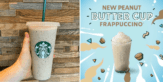 Starbucks UK launches vegan friendly peanut butter frappuccino in time for summer