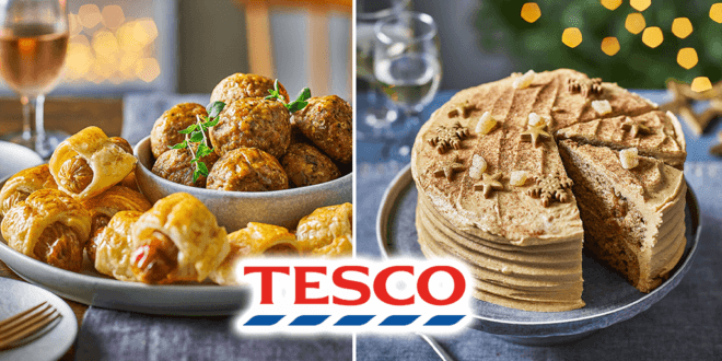 Tesco to launch a 'complete plant-based holiday experience' for Christmas day