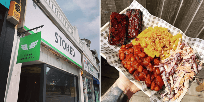 The UK's first vegan BBQ joint is now open for business