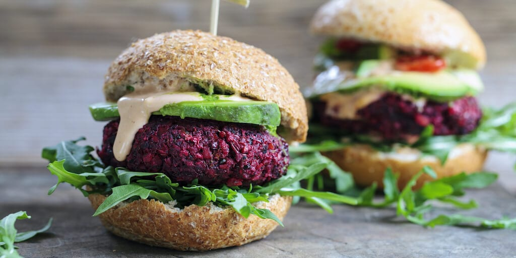 UK vegan food trademarks up a staggering 128% in one year