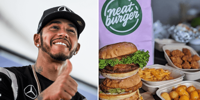 Vegan restaurant Neat Burger backed by Lewis Hamilton opens second site
