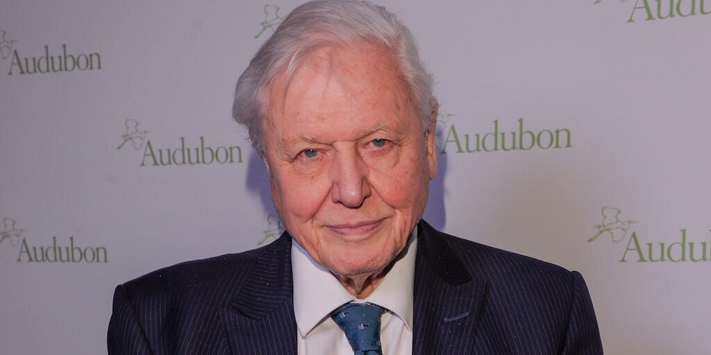Sir David Attenborough breaks Jennifer Aniston's Instagram record