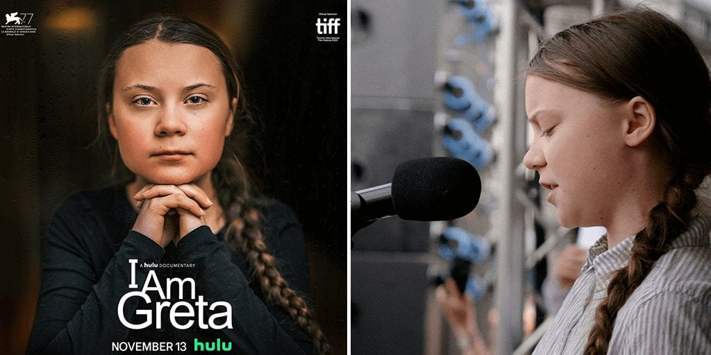 Hulu's Greta Thunberg documentary reveals real, 'nerdy' self of the vegan climate activist