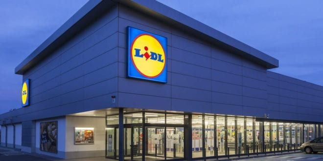 Lidl to reduce its own-label plastic packaging by 40% by 2025