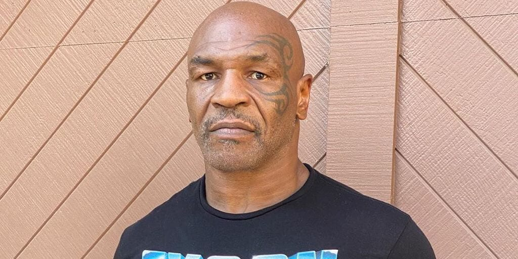 Mike Tyson ditches vegan diet stating 'vegetables and blueberries are really poisonous for him'
