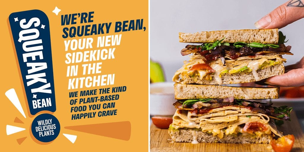 Squeaky Bean is launching Vegan Roast Chicken Slices to 'challenge negative perceptions' of plant-based food