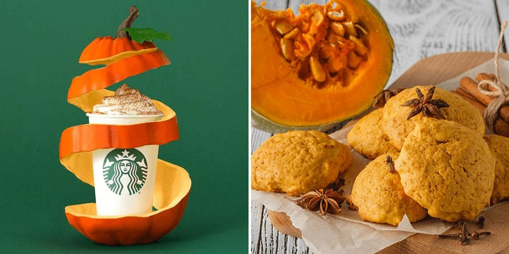 Starbucks to launch vegan pumpkin spice cookies in UK stores