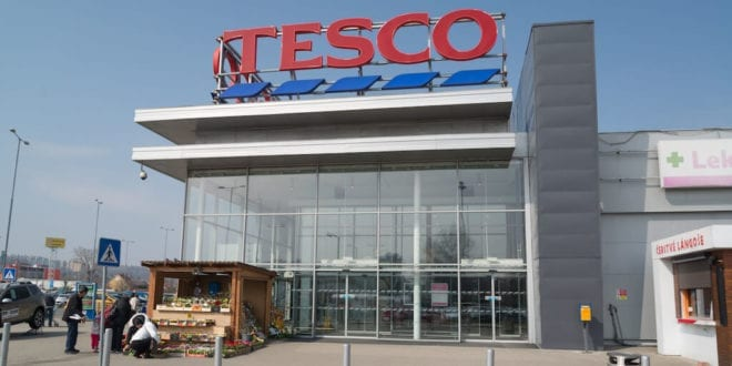 Tesco sets 300% target for vegan meat sales by 2025