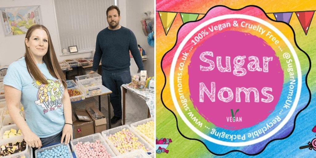 UK couple launch a successful vegan treats venture after losing job pandemic