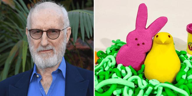 Vegan actor James Cromwell asks Peeps to make iconic candy free of animal gelatin