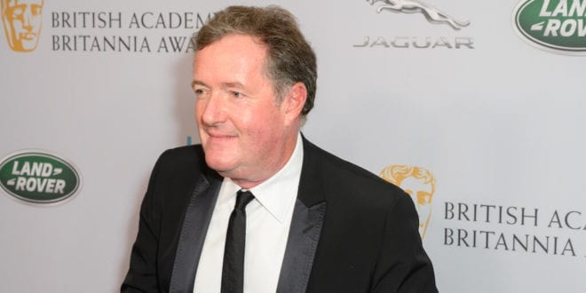 "Angry Piers Morgan brands new vegan butcher shop ""utterly ridiculous"""